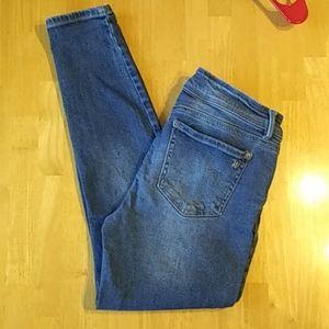 Wallflower Legendary Fit skinny jeans size 9